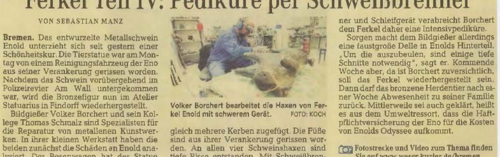 Weser-Kurier_Sögestrasse